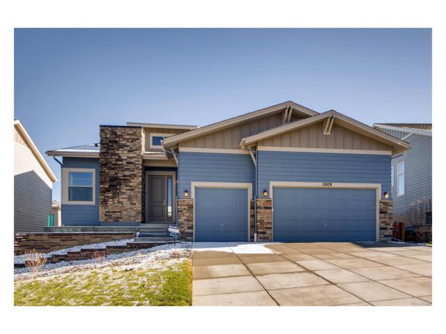17478 W 95th Avenue, Arvada, CO 80007 (#4871191) :: Hometrackr Denver