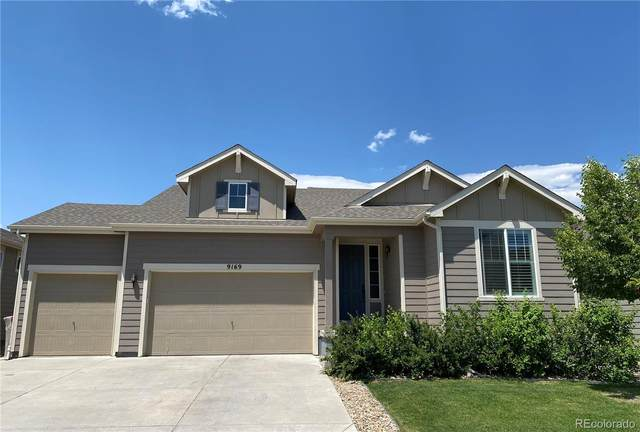 9169 Flora Street, Arvada, CO 80005 (#4871458) :: The Griffith Home Team