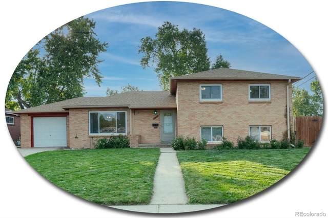 2503 S Winona Court, Denver, CO 80219 (#4871483) :: milehimodern