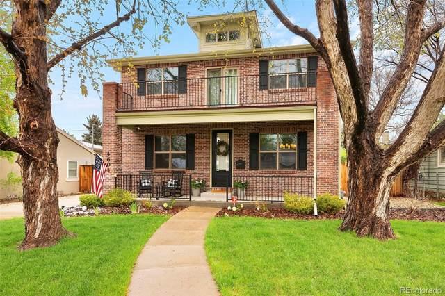 4605 E Dartmouth Avenue, Denver, CO 80222 (#4871729) :: Re/Max Structure