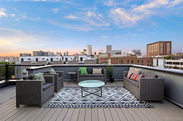 50 W 10th Avenue, Denver, CO 80204 (#4872113) :: Kimberly Austin Properties