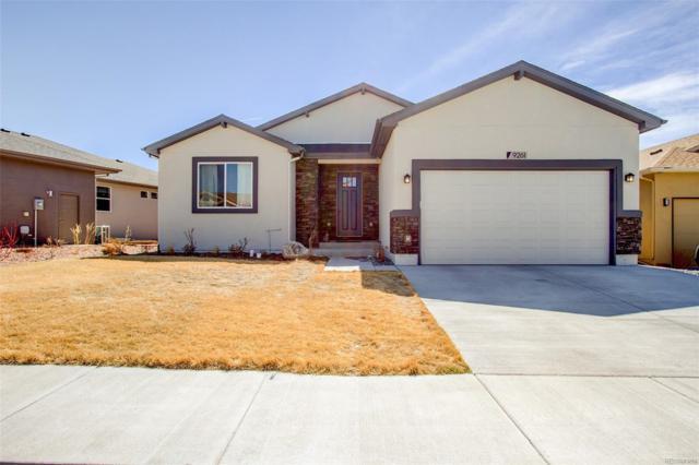 9261 Kathi Creek Drive, Colorado Springs, CO 80924 (#4872168) :: The Peak Properties Group