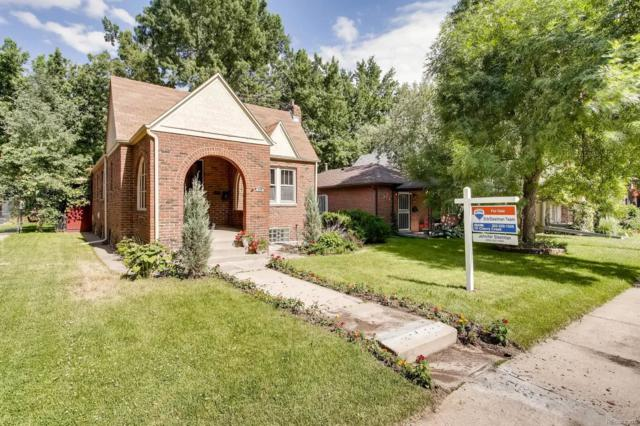662 S Gaylord Street, Denver, CO 80209 (#4872350) :: Sellstate Realty Pros