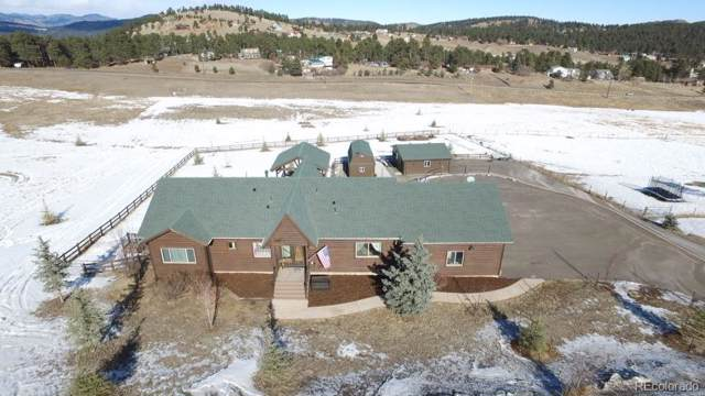 24175 Navajo Road, Indian Hills, CO 80454 (#4872646) :: Berkshire Hathaway Elevated Living Real Estate