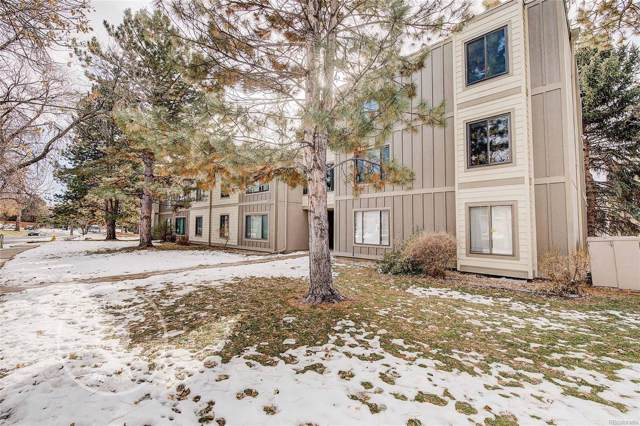 2525 S Dayton Way #2205, Denver, CO 80231 (MLS #4872754) :: The Sam Biller Home Team