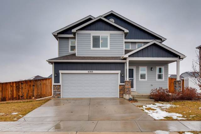 6703 2nd Street, Frederick, CO 80530 (#4873372) :: The Dixon Group