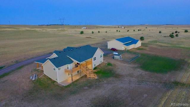 46702 County Road 17, Wellington, CO 80648 (#4873616) :: The Brokerage Group