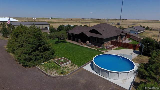 484 S County Road 181, Byers, CO 80103 (#4873725) :: The DeGrood Team