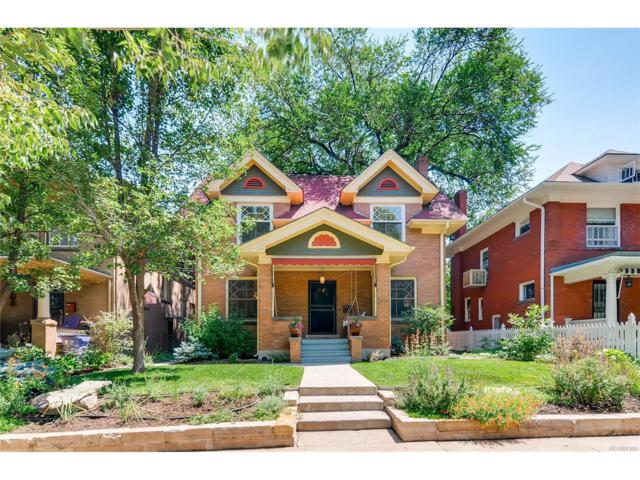 1370 Madison Street, Denver, CO 80206 (#4873972) :: Thrive Real Estate Group