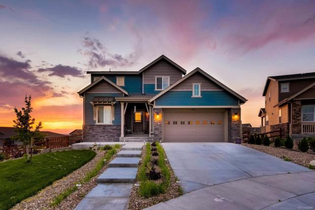 8058 S Fultondale Way, Aurora, CO 80016 (#4874723) :: The Healey Group
