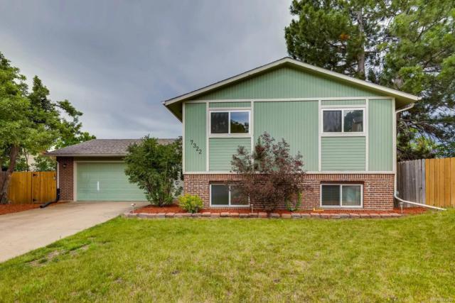 7322 S Vance Street, Littleton, CO 80128 (MLS #4874911) :: 8z Real Estate