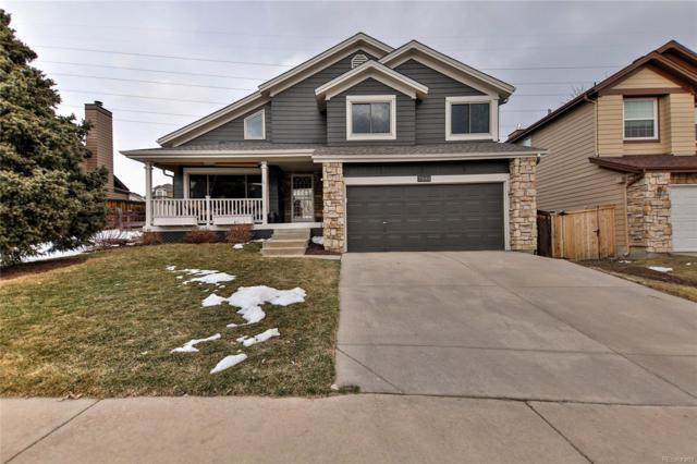 7081 Townsend Drive, Highlands Ranch, CO 80130 (MLS #4875186) :: Kittle Real Estate