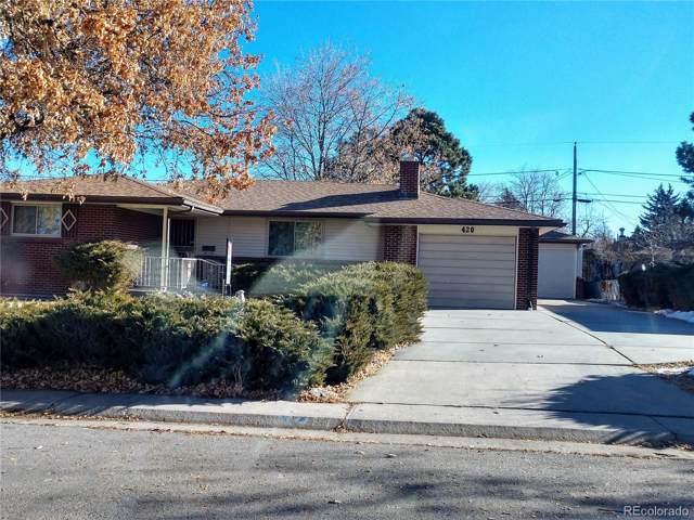 420 Emporia Street, Aurora, CO 80010 (MLS #4875285) :: Keller Williams Realty