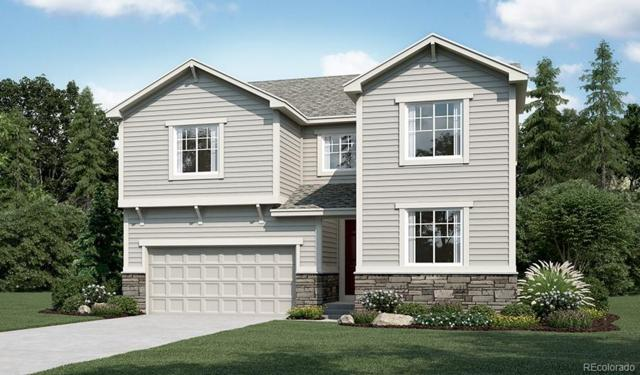 3709 White Rose Loop, Castle Rock, CO 80108 (#4875440) :: The Galo Garrido Group