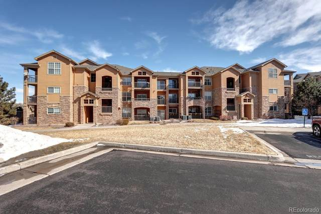 17520 Nature Walk Trail #302, Parker, CO 80134 (#4875695) :: Berkshire Hathaway Elevated Living Real Estate