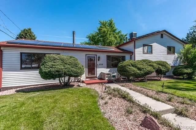 2715 W Jewell Avenue, Denver, CO 80219 (#4875820) :: West + Main Homes