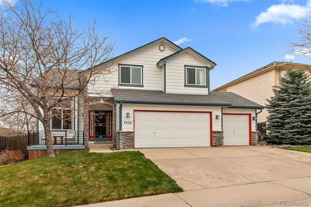 7805 Canvasback Circle, Littleton, CO 80125 (#4876304) :: Mile High Luxury Real Estate