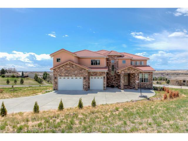 16520 E Easter Way, Foxfield, CO 80016 (MLS #4876679) :: 8z Real Estate