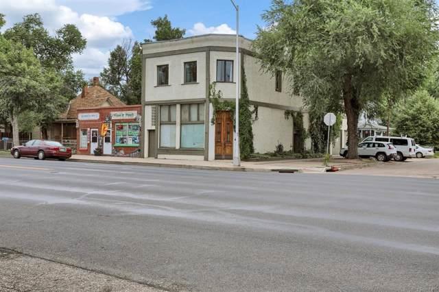 1202 W Colorado Avenue, Colorado Springs, CO 80904 (#4876722) :: Venterra Real Estate LLC