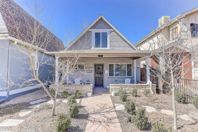 1541 S Lincoln Street, Denver, CO 80210 (#4877417) :: RE/MAX Professionals