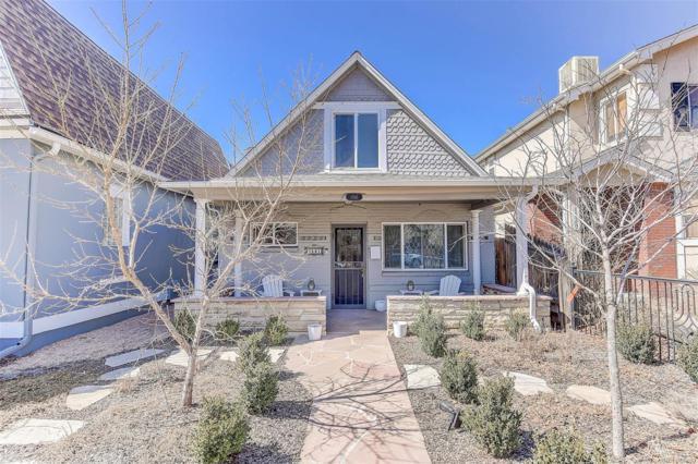1541 S Lincoln Street, Denver, CO 80210 (#4877417) :: Bring Home Denver