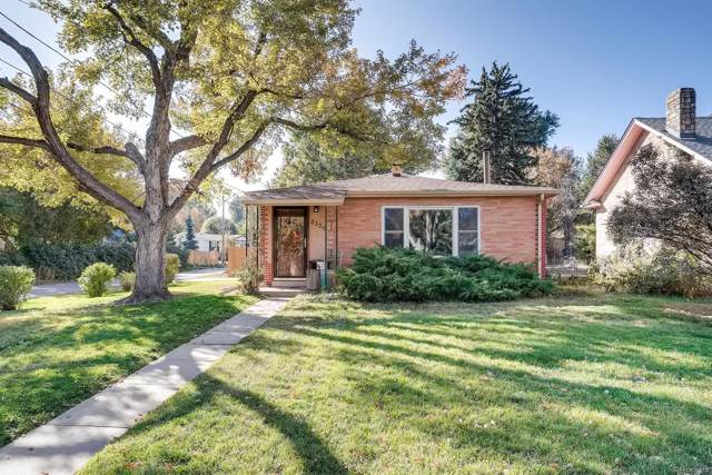 3120 W 53rd Avenue, Denver, CO 80221 (MLS #4877496) :: 8z Real Estate