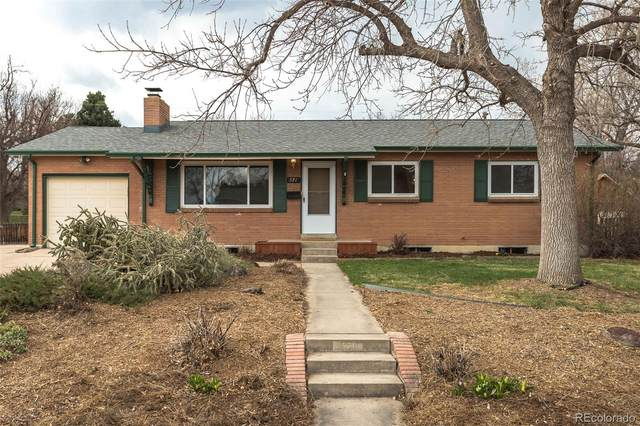 571 S Taft Street, Lakewood, CO 80228 (#4877748) :: The Colorado Foothills Team | Berkshire Hathaway Elevated Living Real Estate