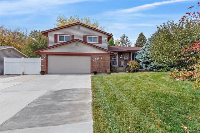 6327 S Teller Court, Littleton, CO 80123 (MLS #4877837) :: 8z Real Estate