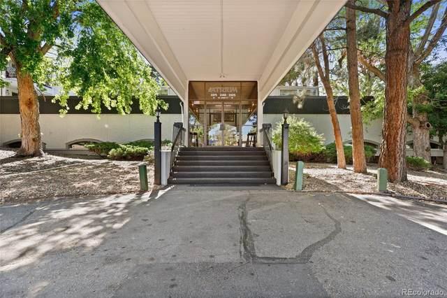 2325 S Linden Court #312, Denver, CO 80222 (MLS #4878074) :: 8z Real Estate