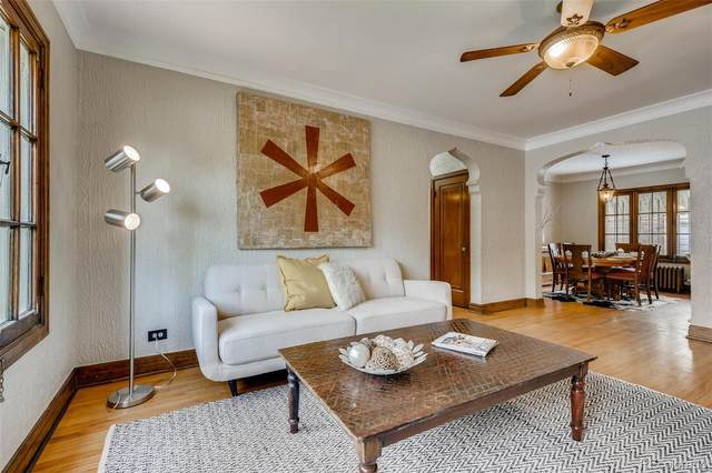 1285 Josephine Street #1, Denver, CO 80206 (#4878512) :: Wisdom Real Estate
