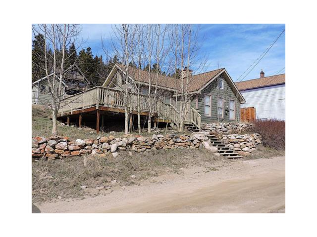 221 N Pine Street, Alma, CO 80420 (MLS #4878675) :: 8z Real Estate