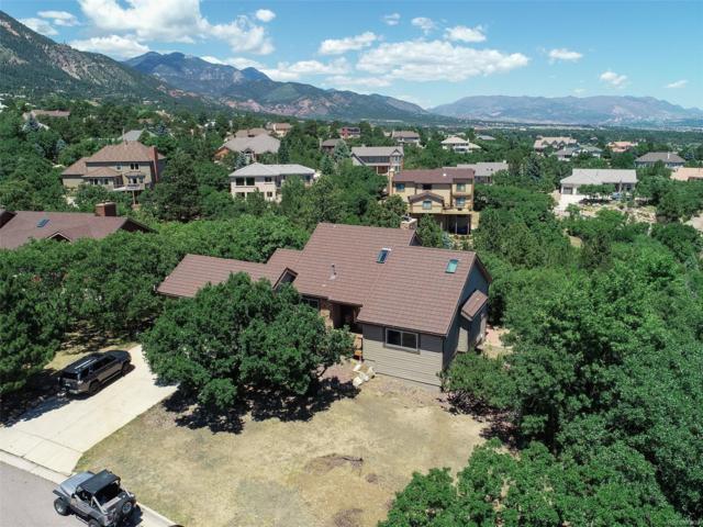 140 Beckwith Drive, Colorado Springs, CO 80906 (#4878679) :: Bring Home Denver
