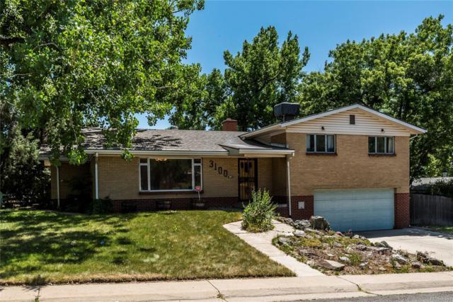 3100 E Mexico Avenue, Denver, CO 80210 (#4878760) :: The HomeSmiths Team - Keller Williams