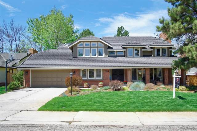 7767 S Forest Court, Centennial, CO 80122 (MLS #4879003) :: 8z Real Estate