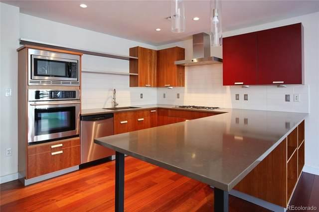 1620 Little Raven Street #107, Denver, CO 80202 (MLS #4879323) :: Neuhaus Real Estate, Inc.