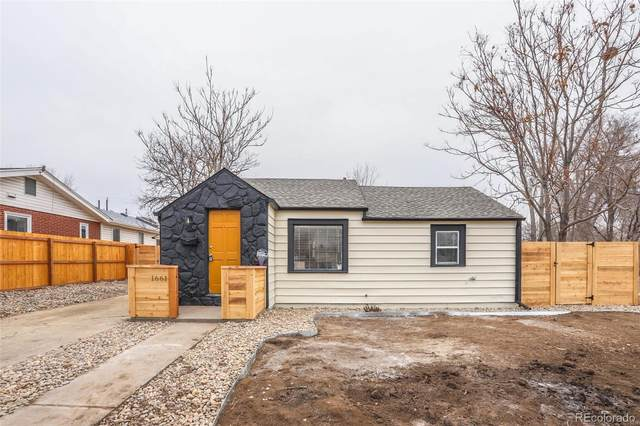 1661 S Clay Street, Denver, CO 80219 (MLS #4879470) :: 8z Real Estate