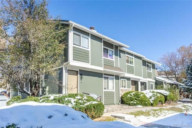 2135 Coronado Parkway B, Denver, CO 80229 (#4879535) :: Real Estate Professionals