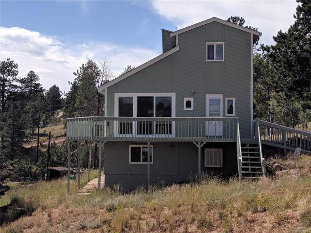 835 Valley View Drive, Florissant, CO 80816 (#4879564) :: The Peak Properties Group