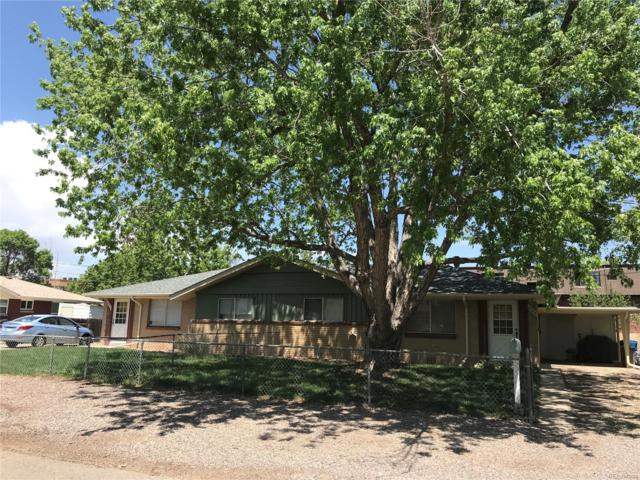 8345 W 53rd Place, Arvada, CO 80002 (#4879880) :: Colorado Home Finder Realty