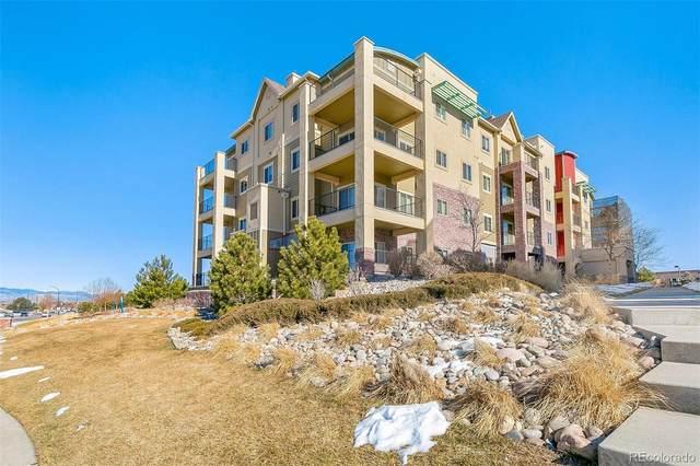 1162 Rockhurst Drive #106, Highlands Ranch, CO 80129 (MLS #4880117) :: 8z Real Estate