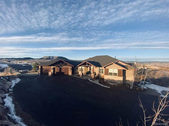 3438 Castle Butte Drive, Castle Rock, CO 80109 (MLS #4880201) :: 8z Real Estate