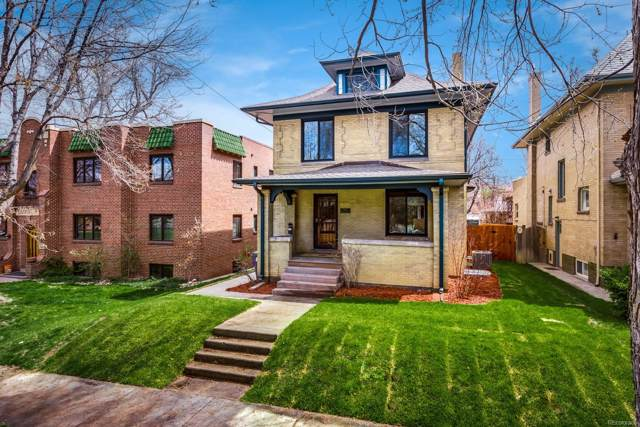 1334 Milwaukee Street, Denver, CO 80206 (#4880378) :: The DeGrood Team