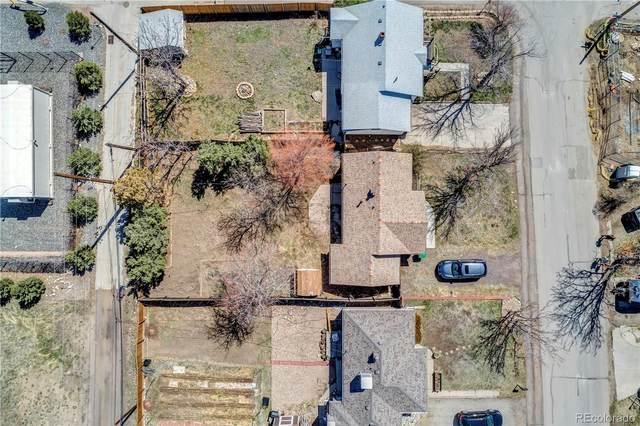 1230 Ames Street, Lakewood, CO 80214 (#4880482) :: Stephanie Fryncko | Keller Williams Integrity