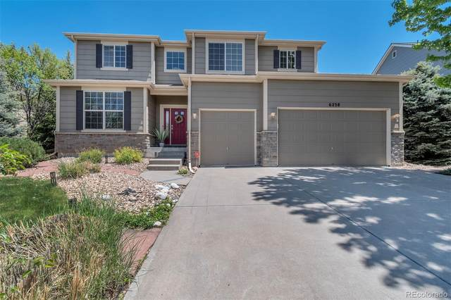 6238 S Ouray Street, Aurora, CO 80016 (#4880624) :: The Griffith Home Team