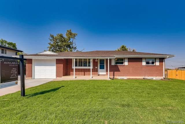 865 W 101st Avenue, Northglenn, CO 80260 (MLS #4880852) :: 8z Real Estate