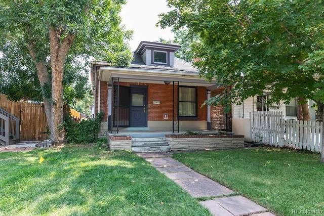 2542 N Lafayette Street, Denver, CO 80205 (#4880855) :: Own-Sweethome Team