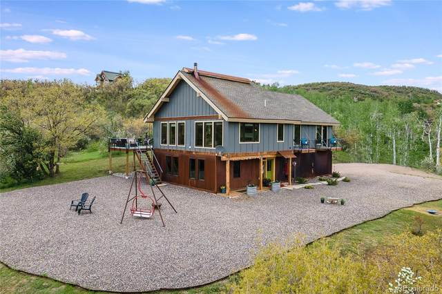 27850 Whitewood Drive E, Steamboat Springs, CO 80487 (#4880856) :: The DeGrood Team