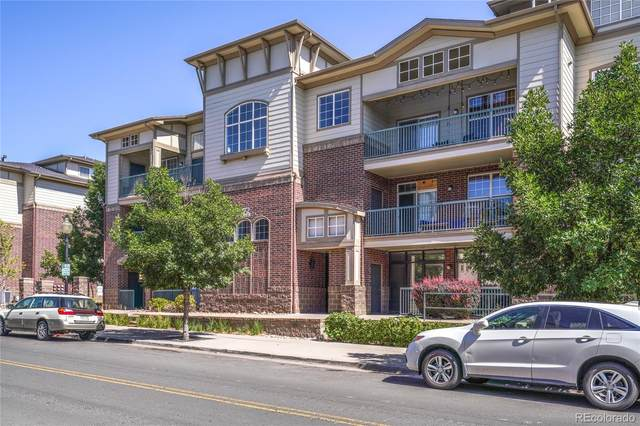 3872 S Dallas Street 7-305, Aurora, CO 80014 (#4880871) :: THE SIMPLE LIFE, Brokered by eXp Realty