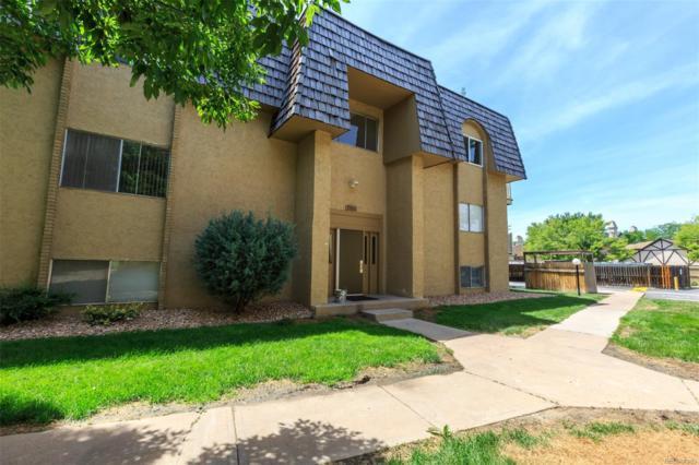 7355 E Quincy Avenue #301, Denver, CO 80237 (#4881530) :: Colorado Team Real Estate