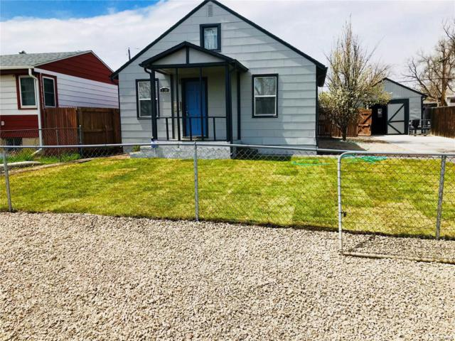 1039 S Patton Court, Denver, CO 80219 (#4881975) :: Wisdom Real Estate